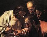 Caravaggio: l'anima e la carne logo