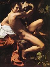 San Giovanni Battista - Roma, Galleria Doria Pamphilj