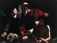 Sacrificio di Isacco - Princeton
