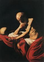 San Girolamo in meditazione