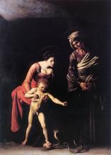 Madonna col bambino e sant'Anna