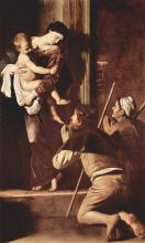 Madonna dei pellegrini (Madonna di Loreto)