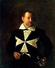 Ritratto di Fra Antonio Martelli