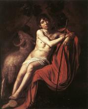 San Giovanni Battista - Roma, Galleria Borghese