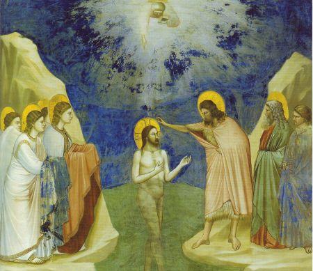 Battesimo Di Ges 249 Dante Galeotto Fu Giotto
