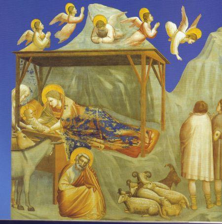 Nascita di ges e annuncio ai pastori dante galeotto fu for Immagini da colorare di angeli
