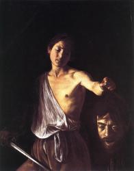 David e Golia - Caravaggio (Roma)