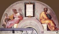 Antenati Cristo: Azor e Sadoch