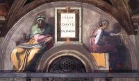Antenati di Cristo: Jesse, Davide e Salomone