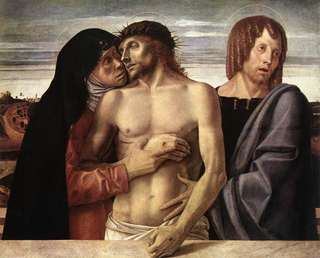 Pietà di Bellini (Brera - Milano)