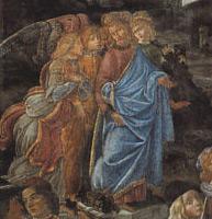 Tentazioni di Cristo - Gesù nel deserto