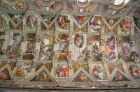 Cappella Sistina - la volta 2