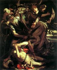Conversione di San Paolo - Odescalchi (Caravaggio)