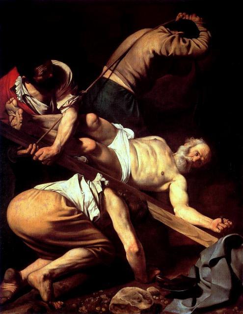 Martirio di San Pietro - Caravaggio