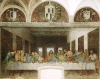 L'ultima cena di Leonardo - Cenacolo Milano