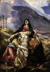 Pietà di El greco