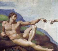 Genesi: Creazione dell'uomo - Adamo