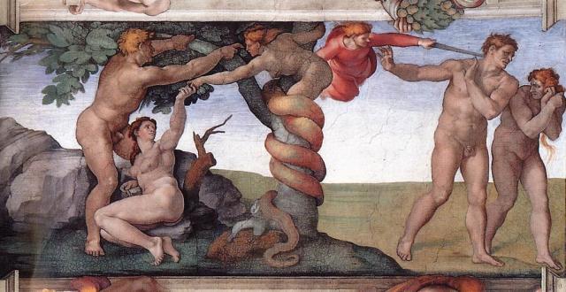 Genesi: Peccato originale e cacciata dal paradiso terrestre
