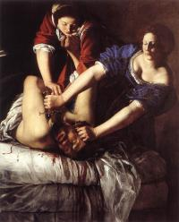 Giuditta e Oloferne - A. Gentileschi