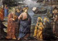 Vocazione dei primi Apostoli: particolare