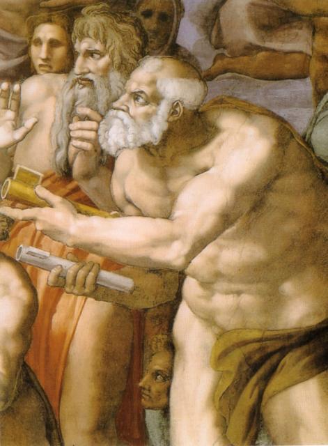 Giudizio: San Pietro