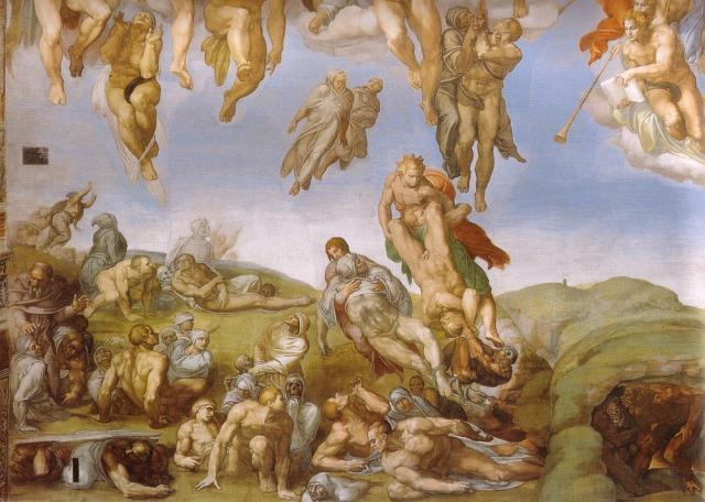 Giudizio: la resurrezione dei corpi