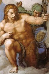 Giudizio: San Sebastiano