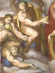 Giudizio: Simone lo zelota e il Cireneo