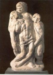 Pietà Palestrina di Michelangelo