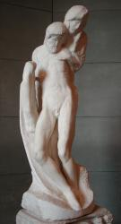 Pietà Rondanini di Michelangelo