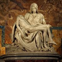 Pietà vaticana di Michelangelo