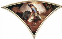 Davide e Golia - Pennacchi