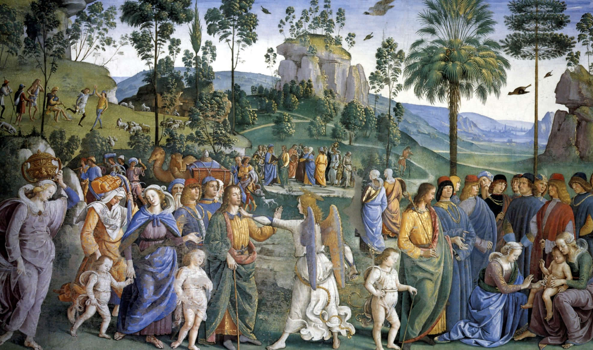 Perugia, opstand van 295 v.Chr.