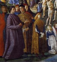 Battesimo di Gesù - particolare 5