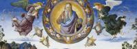 Battesimo di Cristo - Dio Padre (particolare 2)