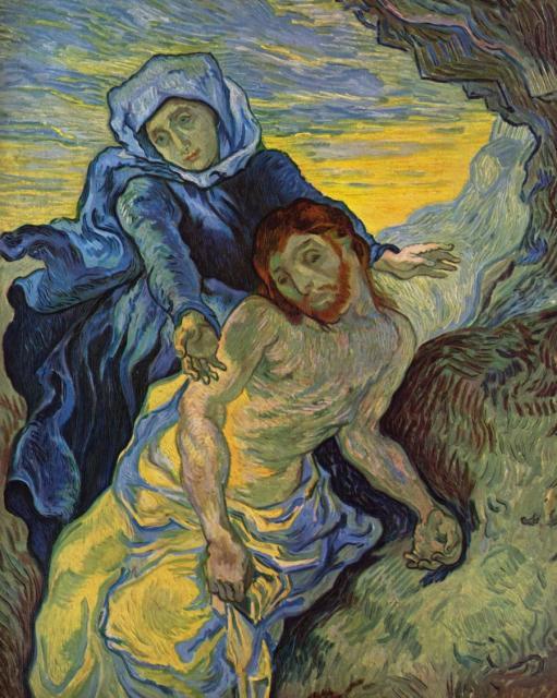Pietà di Van Gogh