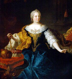 Imperatrice Maria Teresa d'Austria