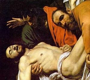Deposizione di Cristo - particolare