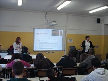 Gli operatori di Libera incontrano gli studenti di Pregnana Milanese